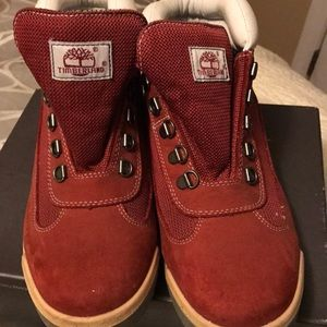 Timberland youth 6 six inch premium boots